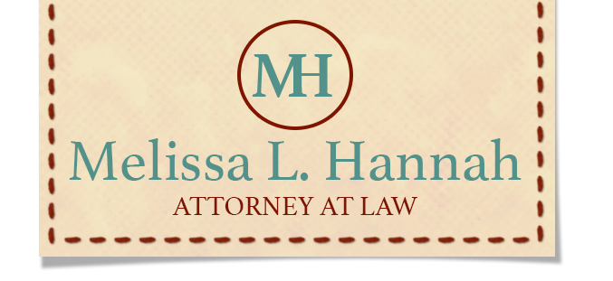 Melissa Hannah, Attorney at Law